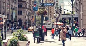 Магазины Нью-Йорка — рай для шопоголика