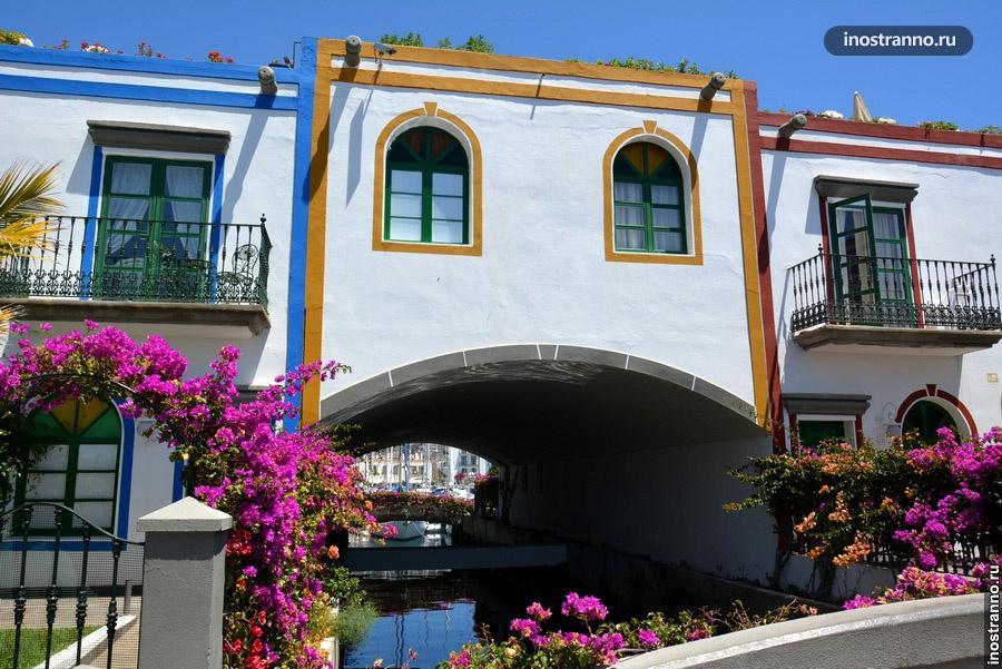 Каналы Пуэрто де Моган