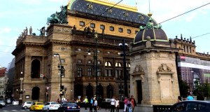 Театры Праги