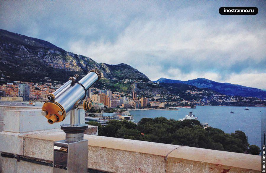 монако и лазурный берег