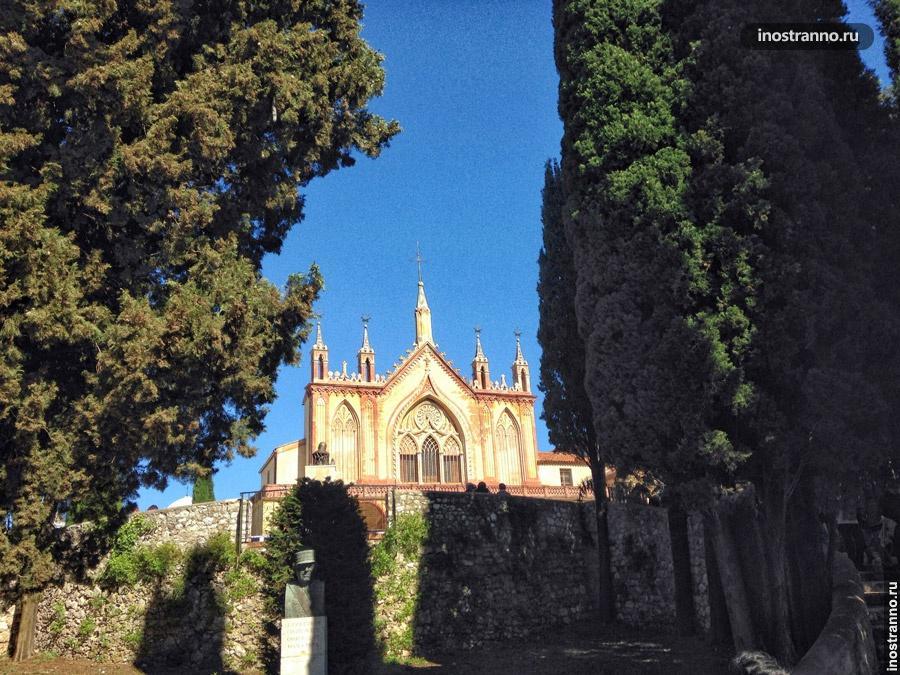 монастырь симие ницца