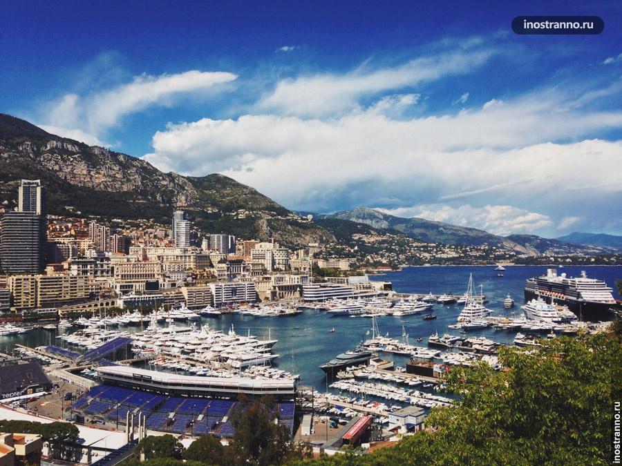 порт монако