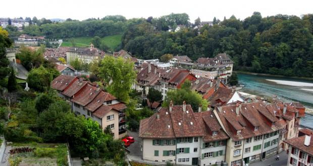 Главный город Швейцарии — Берн