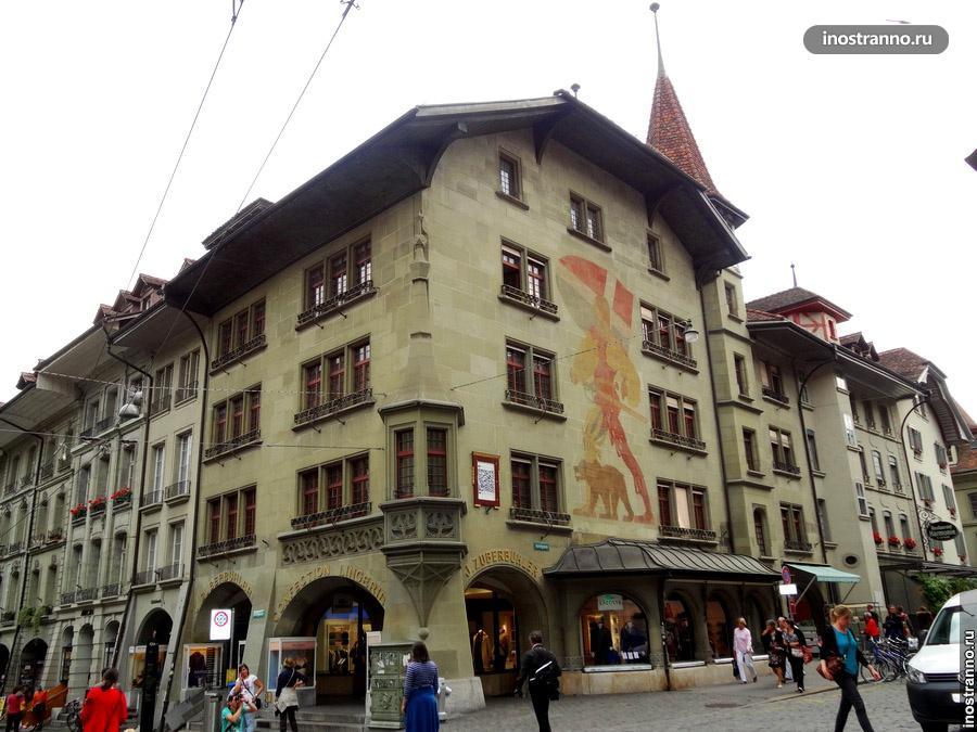 швейцарские дома