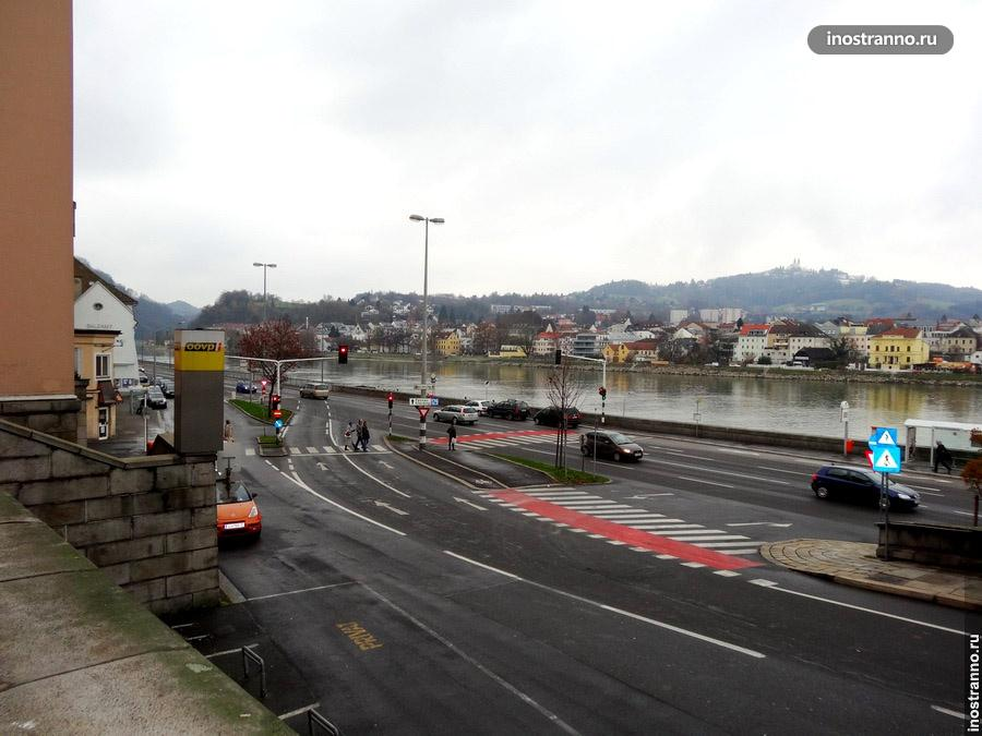 Дороги в Австрии