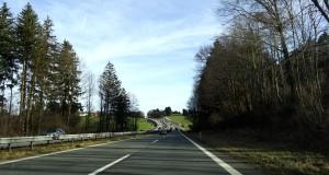 Дороги в Европе