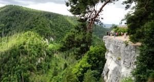 Национальный парк «Словацкий рай»