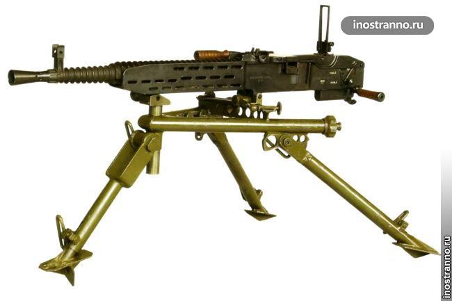 Чешский ручной пулемет ZB-53