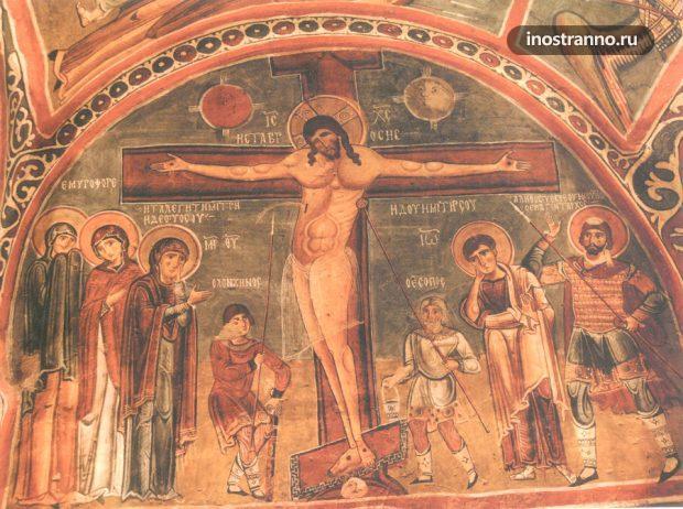 Церкви Каппадокии