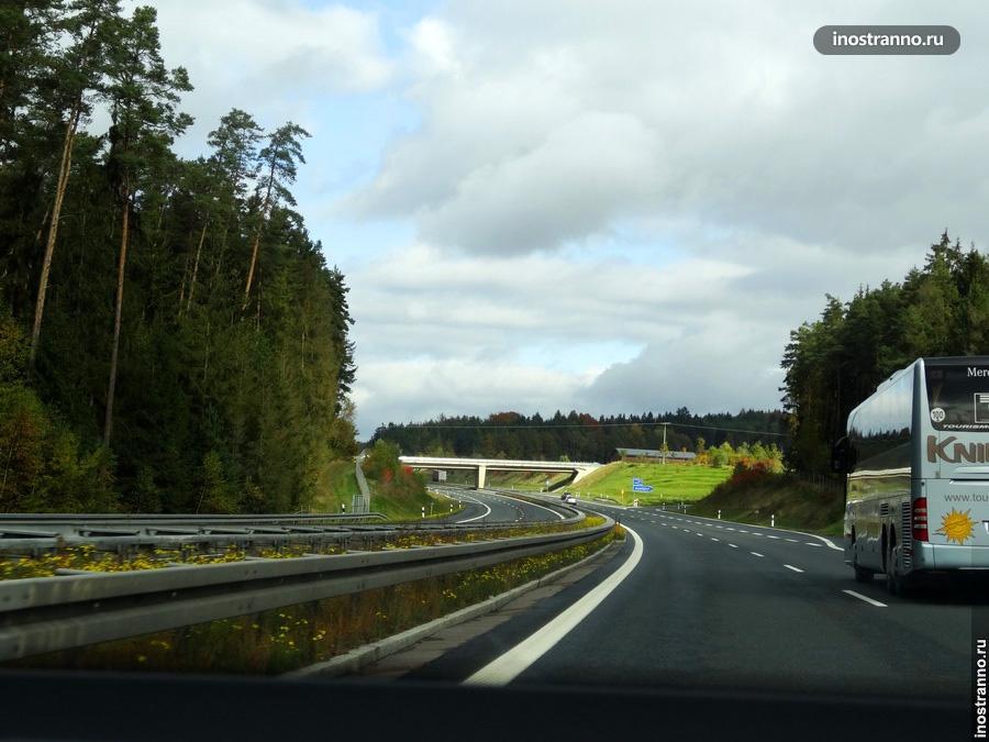 Автомагистрали Германии