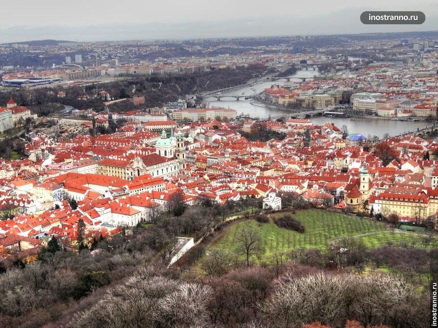Район Праги Градчаны