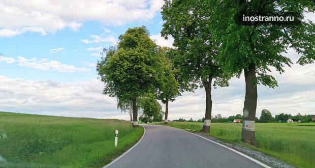 Маршрут путешествия по всей Чехии №2