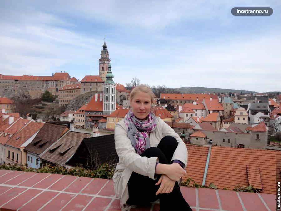 Гид по Праге - Оля