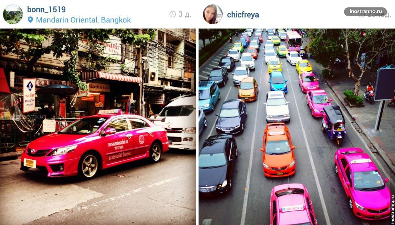 Такси в Бангкоке