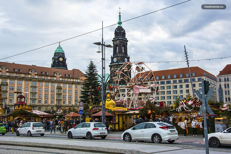 Рождественский Сочельник в Германии