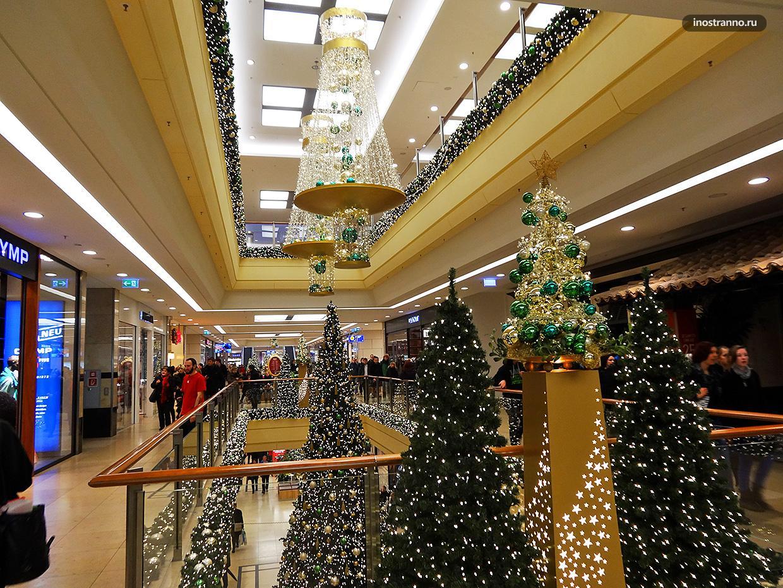 Рождественские распродажи в Германии