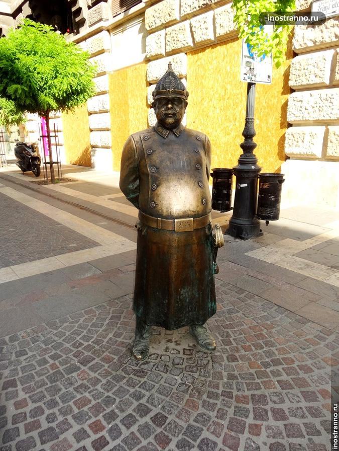 будапешт статуи