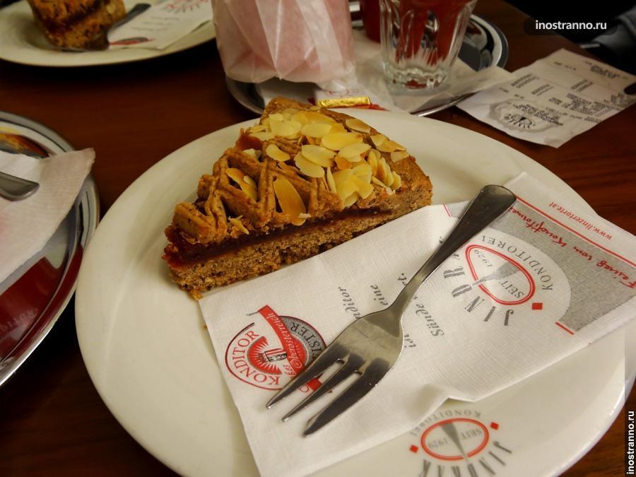 Линцский торт