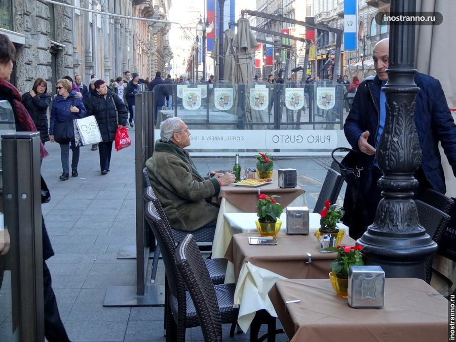 Рестораны Милана