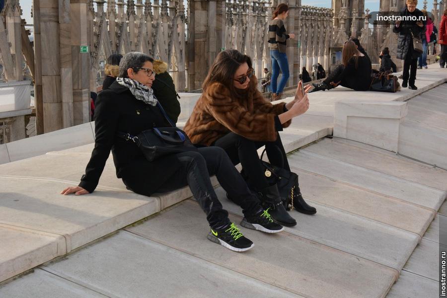 Мода в Милане