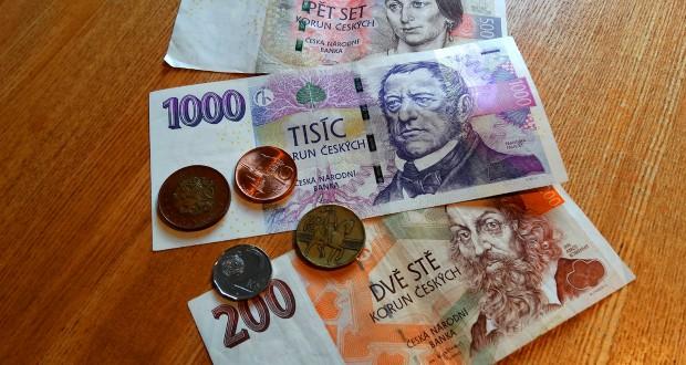 Чешская крона — Валюта Чехии