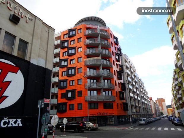 Ипотека на недвижимость в Праге