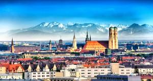 Прогулка по Мюнхену