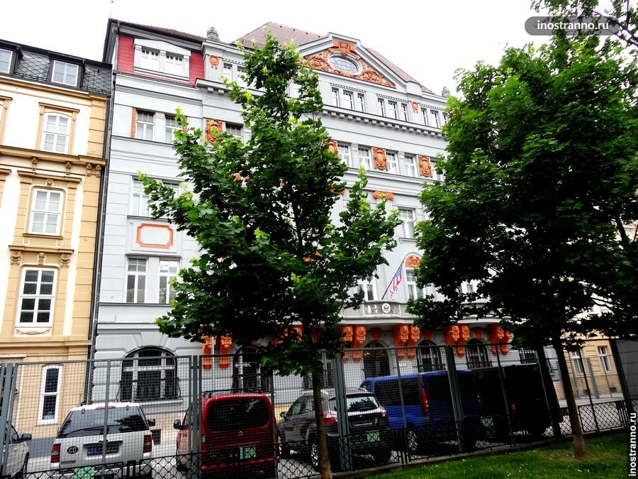 Посольство США в Братиславе