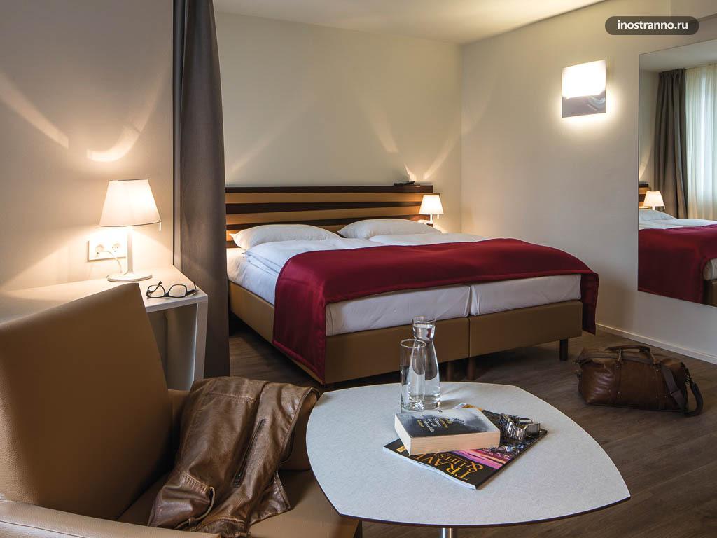 Austria Trend Hotel Beim Theresianum отель в Вене