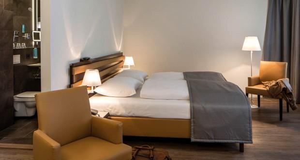 Отели в Вене, в которых я останавливался
