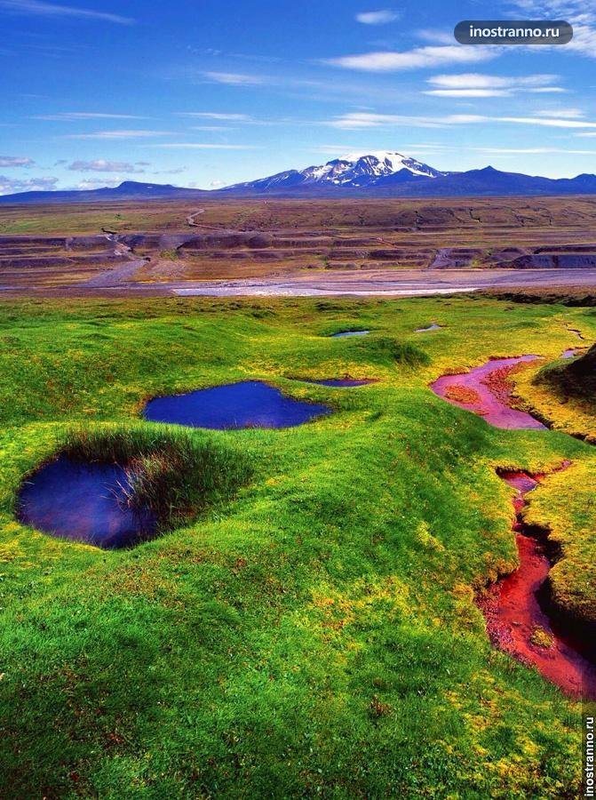 Пейзажи Исландии