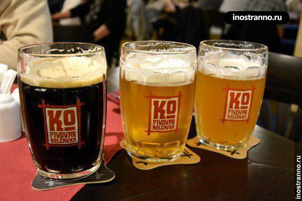 Pivovar Kolcavka Пивная в Праге в районе Либень