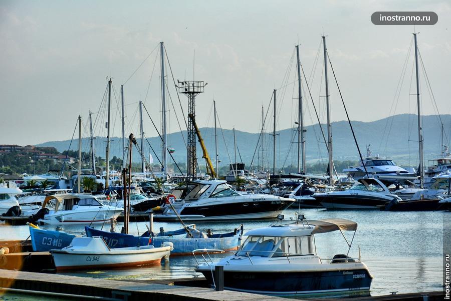 Лодка в Болгарии