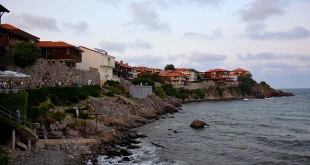 Созополь – старинный городок на Чёрном море