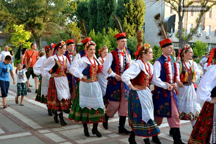 Болгарские национальные костюмы