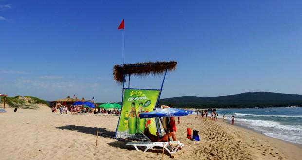 Курорт юга Болгарии — Приморско
