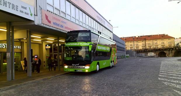 Из Праги в Вену и другие города Европы на автобусе