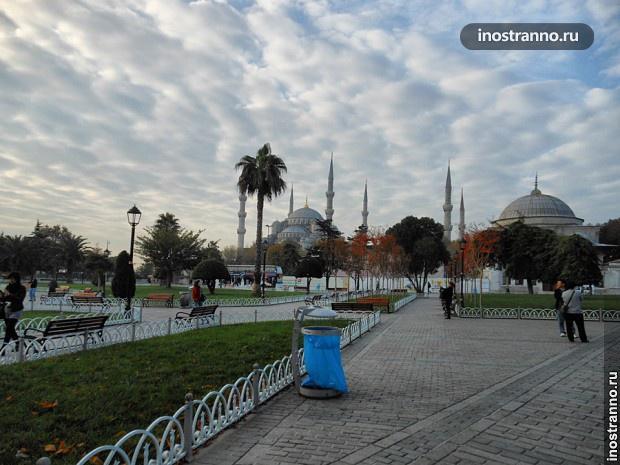 Мечеть Султанахмет