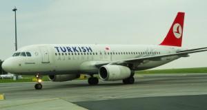 Полет Турецкими авиалиниями Стамбул-Вена