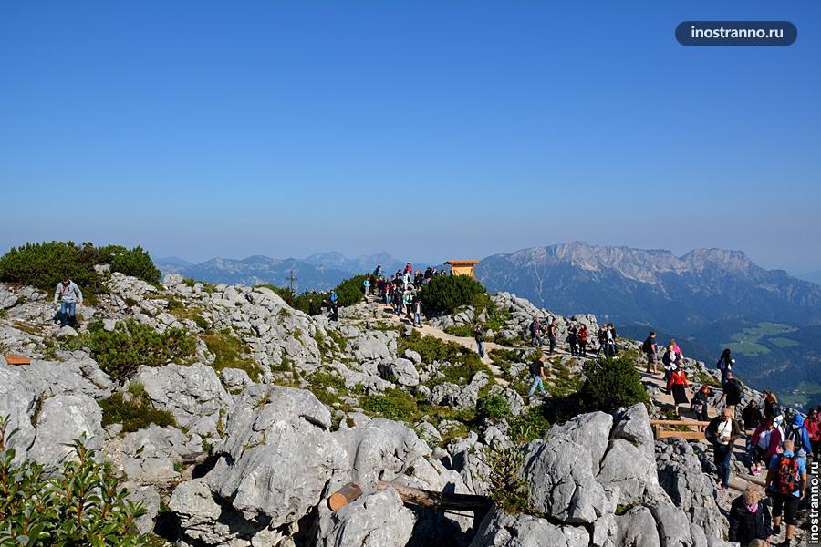 Альпы в Германии