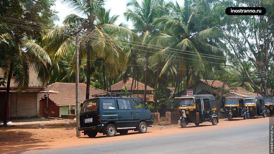 Транспорт на Гоа