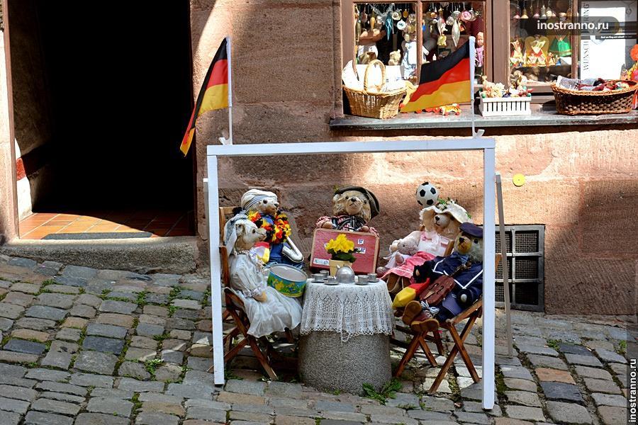 Медведи в Германии