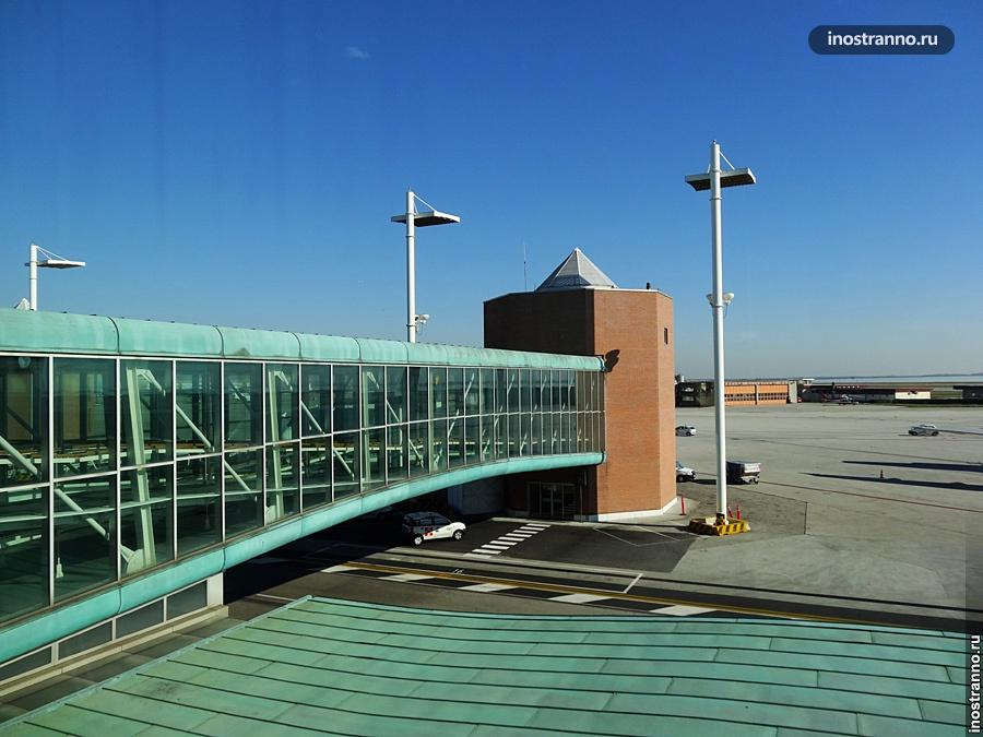 Аэропорт Марко Поло в Венеции