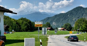 Баварская деревня
