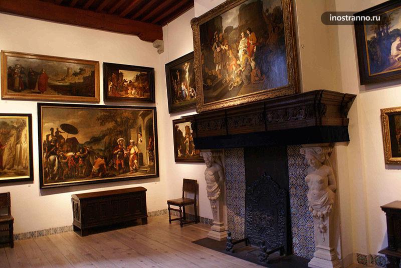 Музей Рембрандта Амстердам