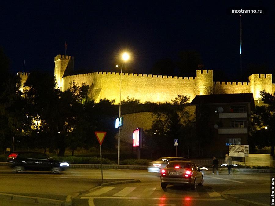 Крепость Кале в Скопье