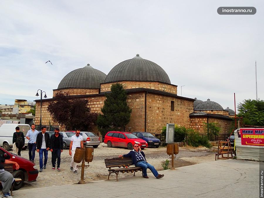Мечеть в Македонии