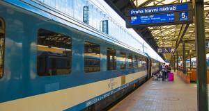 Из Праги в Россию, Беларусь и Украину на поезде