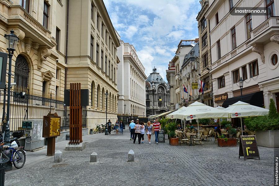 Архитектурные стили Бухареста
