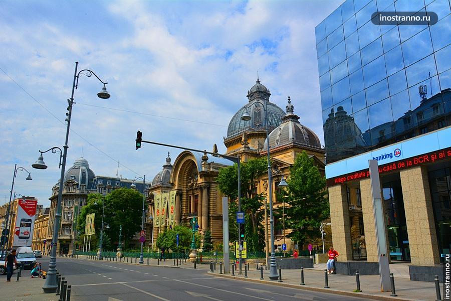 Архитектура Бухареста